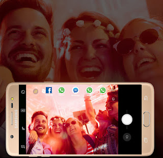 Samsung Galaxy J7 Max, Samsung Pay Mini, Social Camera, Android Nougat, Full-HD display, new android smartphone,