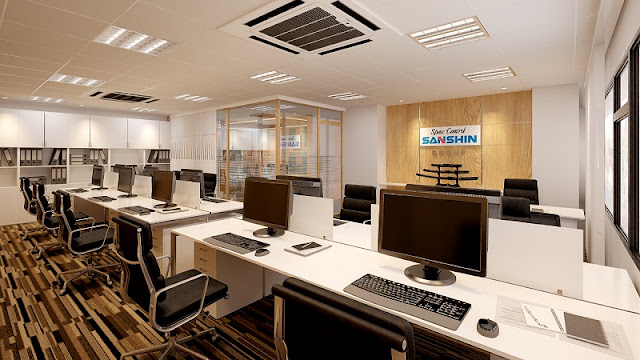 Ghế da văn phòng linh hoạt có thể thiết kế theo nhiều kiểu dáng, kích thước và phong cách khác nhau