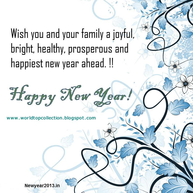 Happy New Year Wishes Quotes. QuotesGram