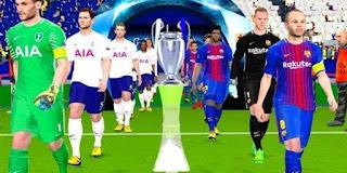 موعد وتوقيت مباراة برشلونة وتوتنهام دوري ابطال اوروبا الثلاثاء 11-12-2018