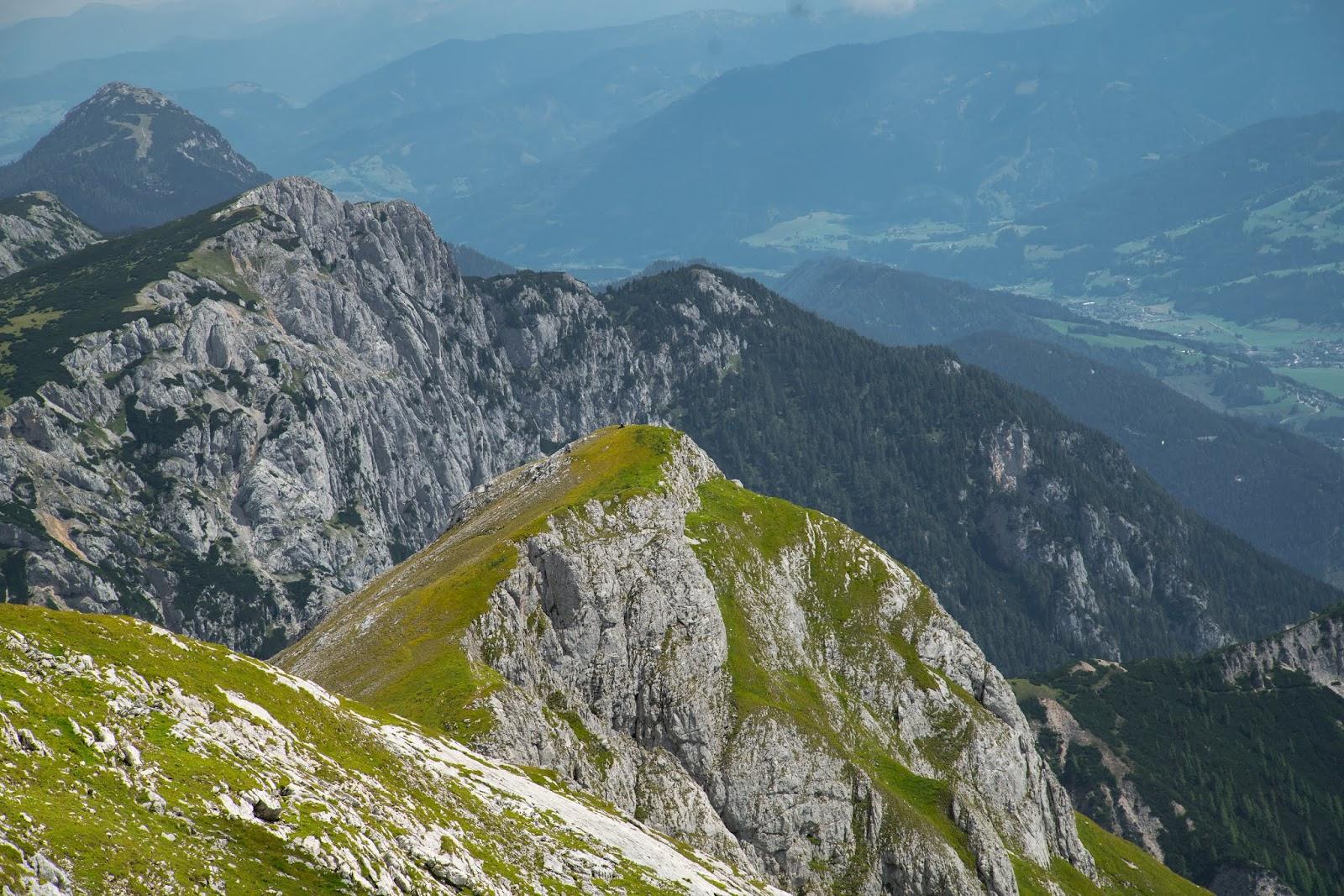 Klettersteig Ramsau : Königsetappe u2013 austria sinabell klettersteig und silberkarsee