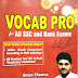 Vocab Pro English Vocabulary By Aman Vashishth : For SSC & Bank Exam PDF Book