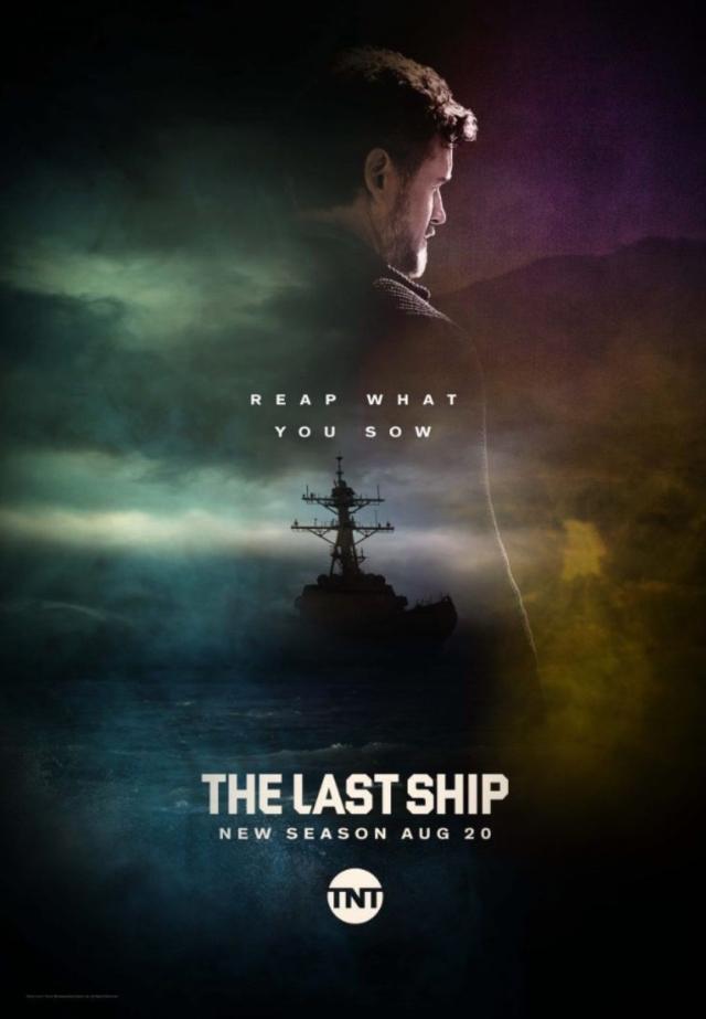 Hình ảnh Chiến Hạm Cuối Cùng Phần 4