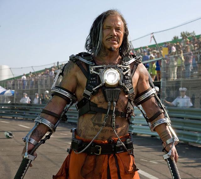 Whiplash z Iron Man 2