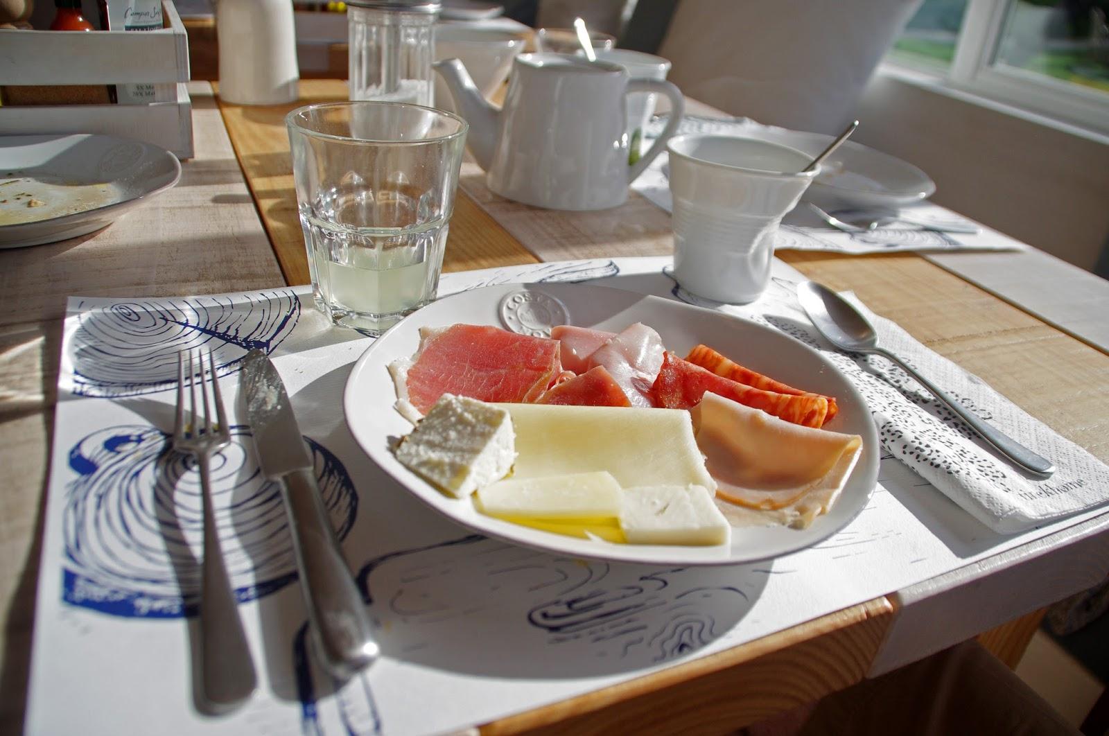 Vila Monte Farm House Portugal À Terra Restaurant Breakfast