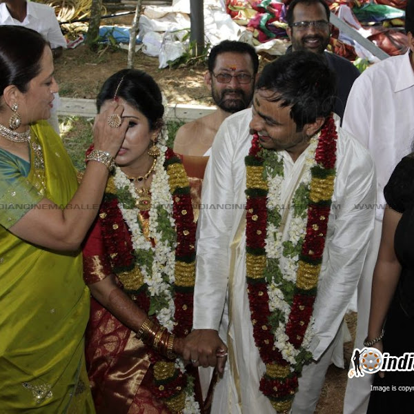 Mallu singer Ranjini Jose Marriage Reception photos