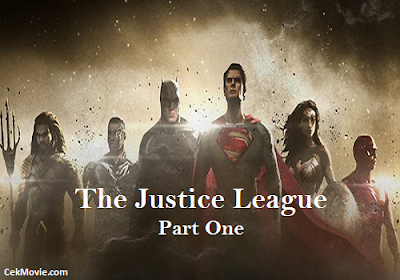 The Justice League Part One (2017)