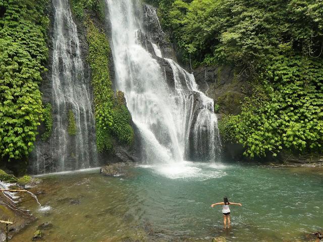Bali vattenfall