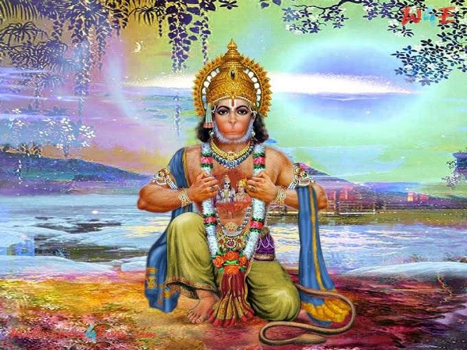 Lord Hanuman and His Worship