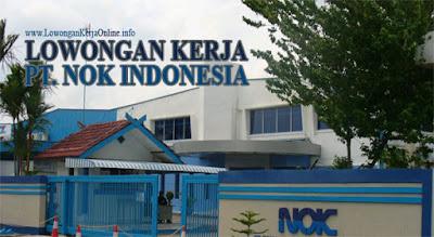 Lowongan Kerja PT NOK Indonesia