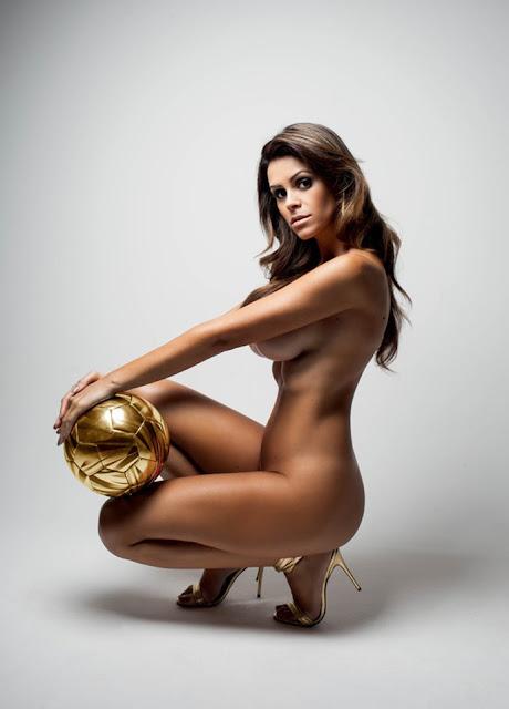 Fotos de Tatiane Cravinho nua e pelada na Playboy