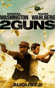 2 Guns (2013) Dual Audio Full Movie HDRip 720p