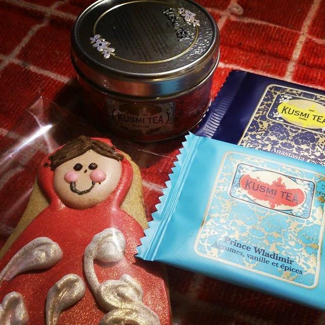 Tsaverna: le thé des filles du Tsar qui vous réchauffera