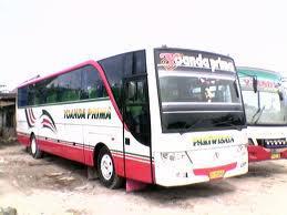 Bis Lintas Sumatera dari Palembang