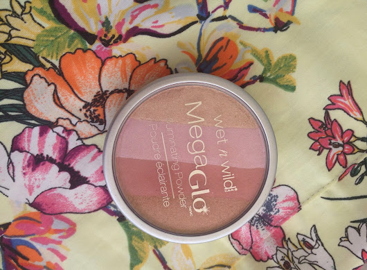 Wet n Wild MegaGlo Illuminating Powder #Catwalk Pink