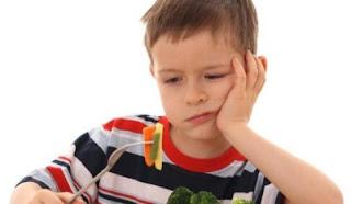 Tanda dan Penyebab  Kurang Gizi pada Anak Balita