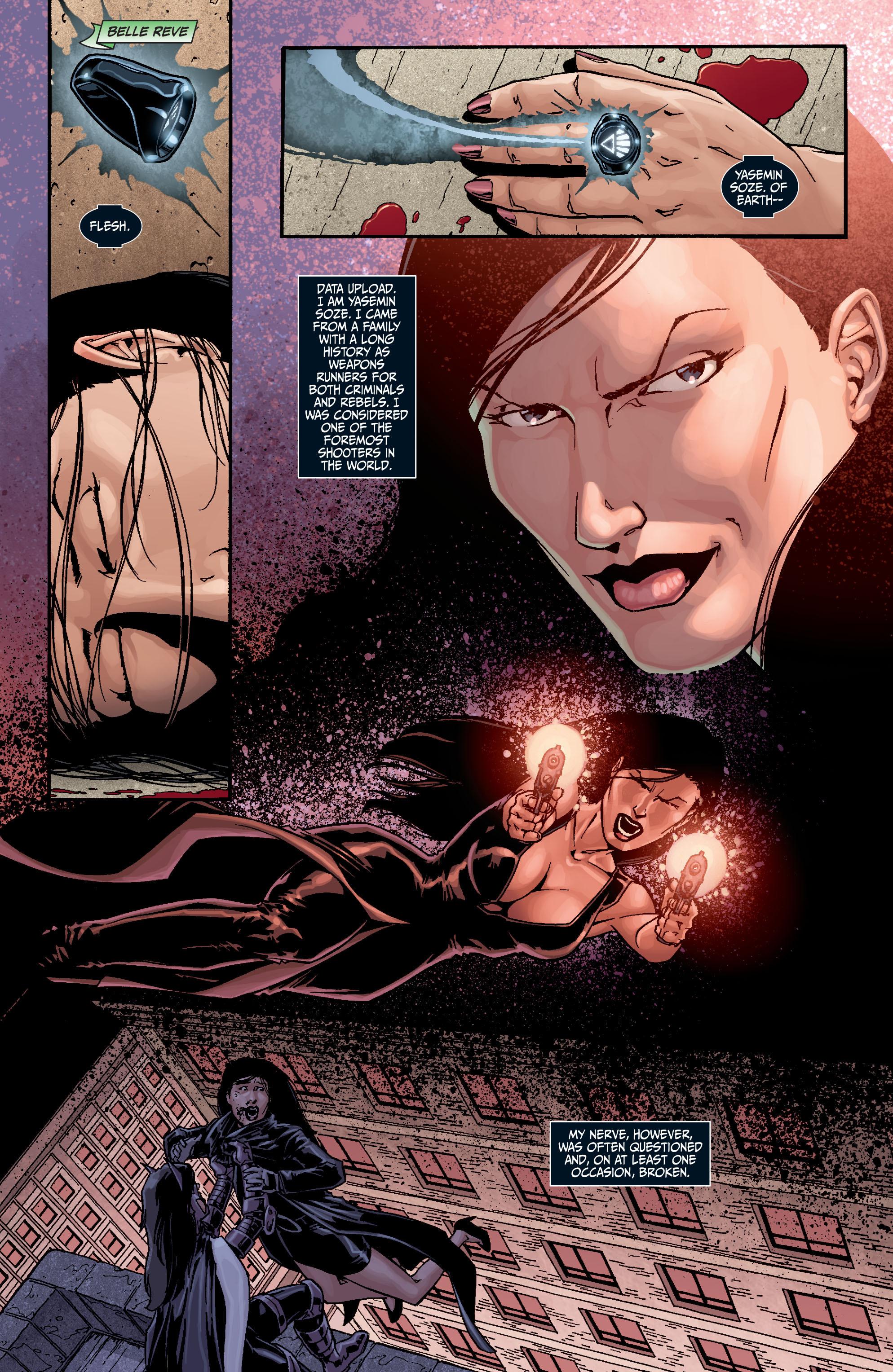 Read online Secret Six (2008) comic -  Issue #17 - 2