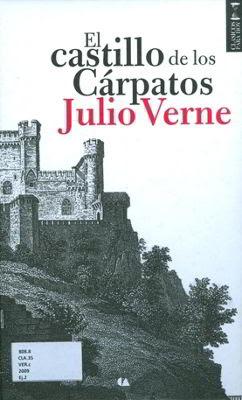 Portada libro el castillo de los cárpatos descargar pdf gratis