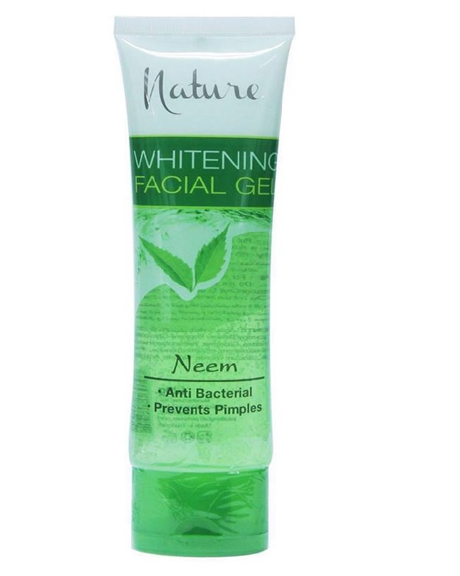 Nature Neem Whitening Facewash 100g