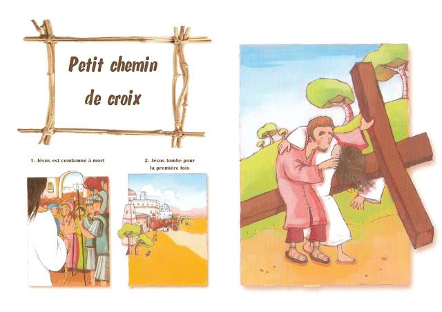 CHEMIN CROIX POUR ENFANTS