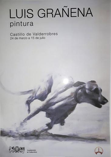 Pinturas de Luis Grañena