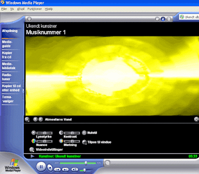 windows media player xp