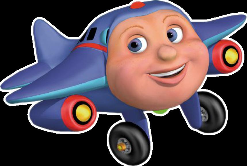 Cartoon Characters: Jay Jay the Jet Plane