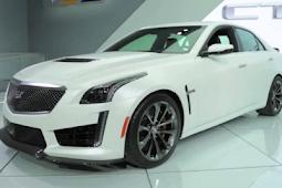 2018 Cadillac CTS Review