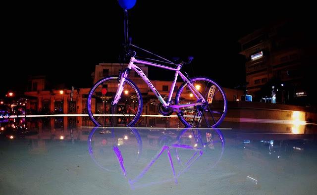 """Εντυπωσιακή η λήξη για το """"ΠοδηλατοΔρώ"""" στο Άργος"""