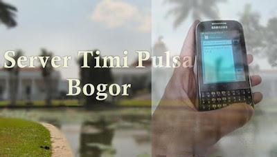 Server Pulsa Bogor