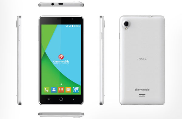 Cherry Mobile Touch HD white