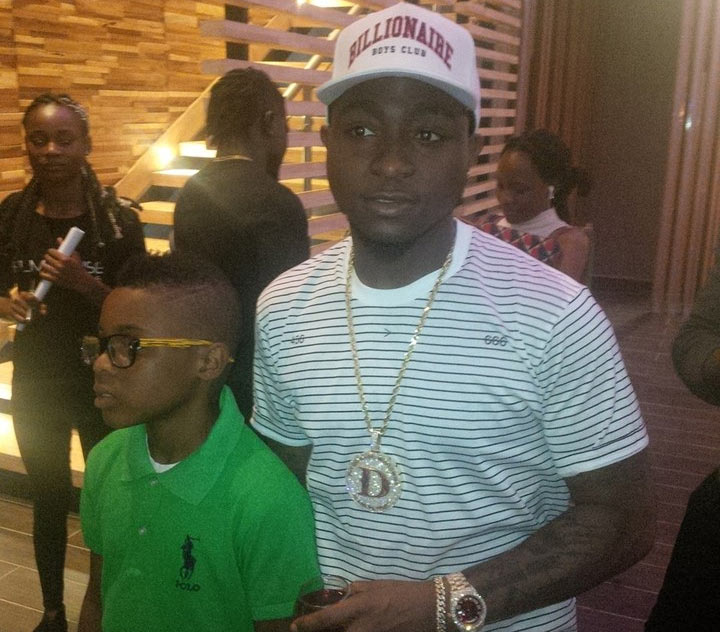 Stop stressing me over album - Davido tells fans