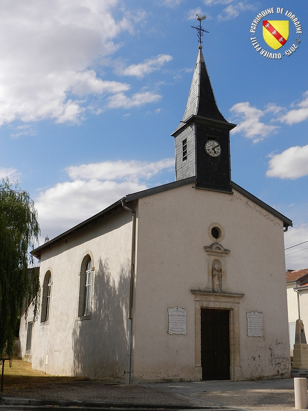 nançois le grand église saint evre