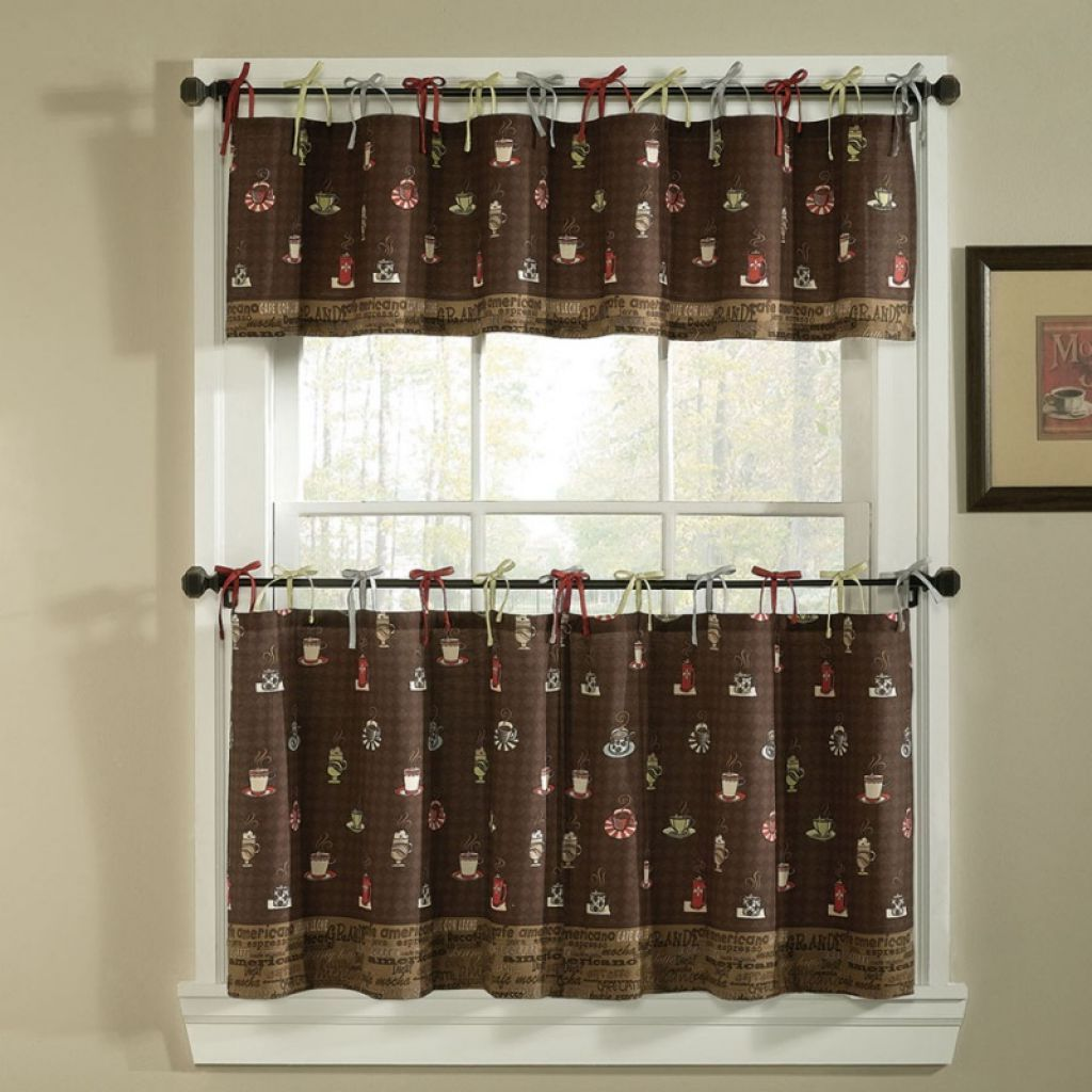 Coffee Themed Kitchen Curtains Pictures Coffee Themed Kitchen Decor.  Offeepot Coffee Themed Kitchen Paper