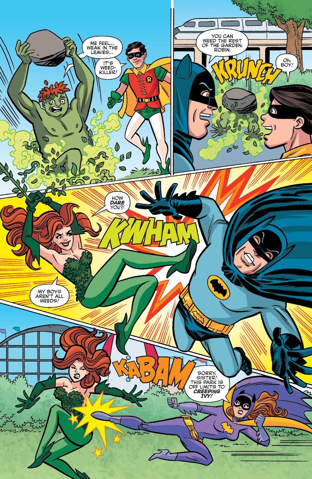 Read online Archie Meets Batman '66 comic -  Issue #1 - 9