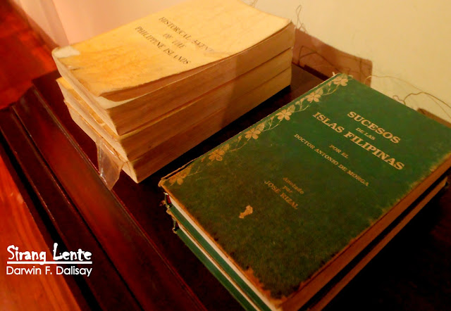 Books of Jose Rizal