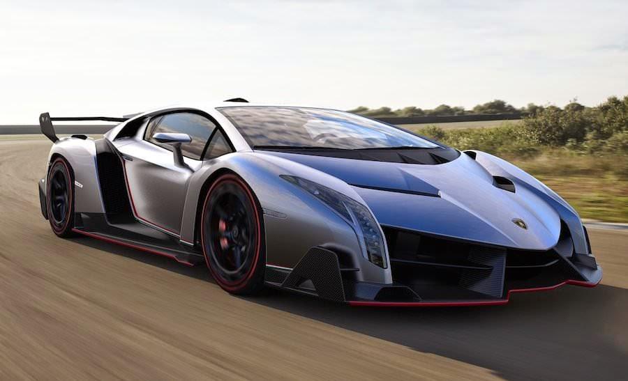 世界一高い価格の高級車 ランボルギーニ・ヴェネーノ