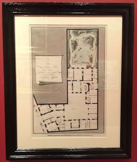 Paris Carnavalet Museum Antique floorplan