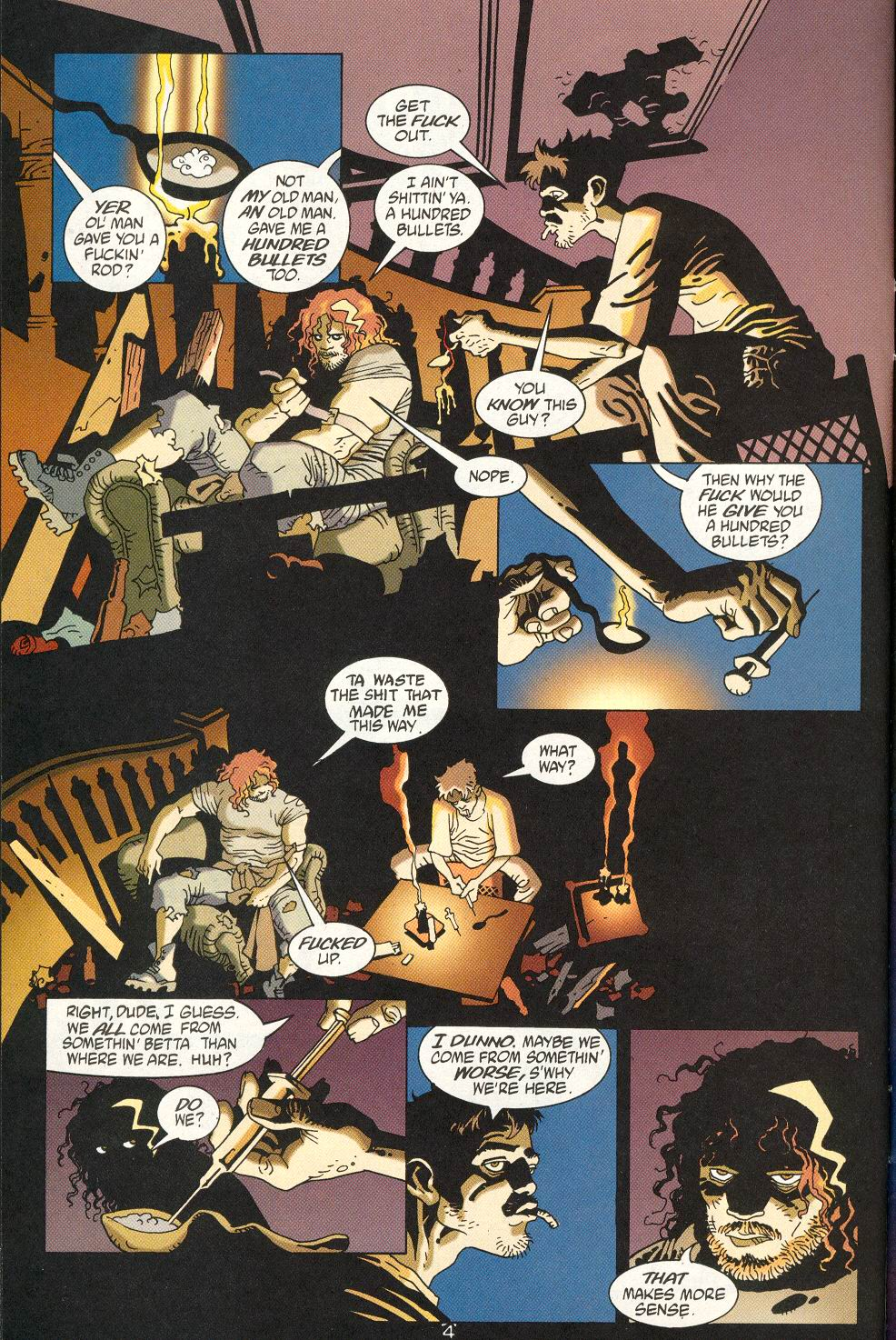 Read online 100 Bullets comic -  Issue #21 - 5