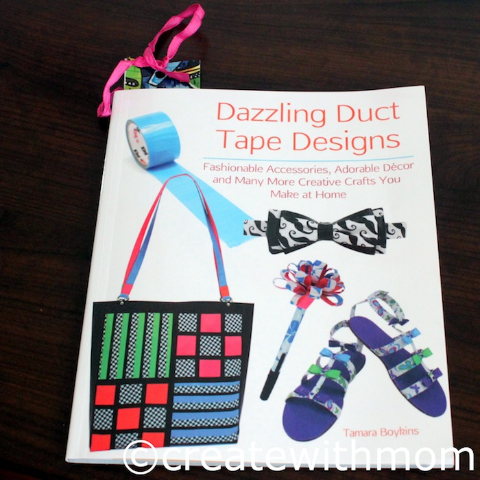 Create With Mom Dazzling Duct Tape Bracelets