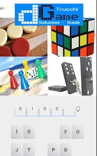 Soluzioni 4 Foto 1 Parola livello 47