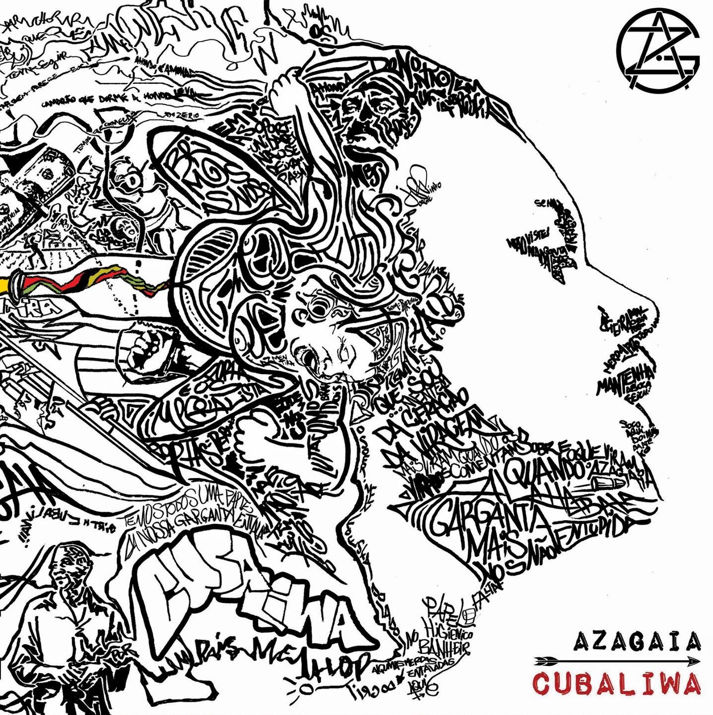 ALBUM AZAGAIA DE BAIXAR CUBALIWA O