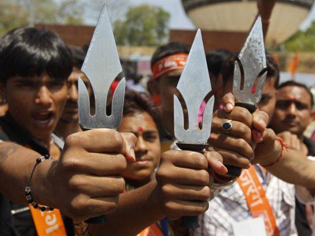 Ekstremis Hindu Bunuh Muslim Lalu Diposting di Media Sosial