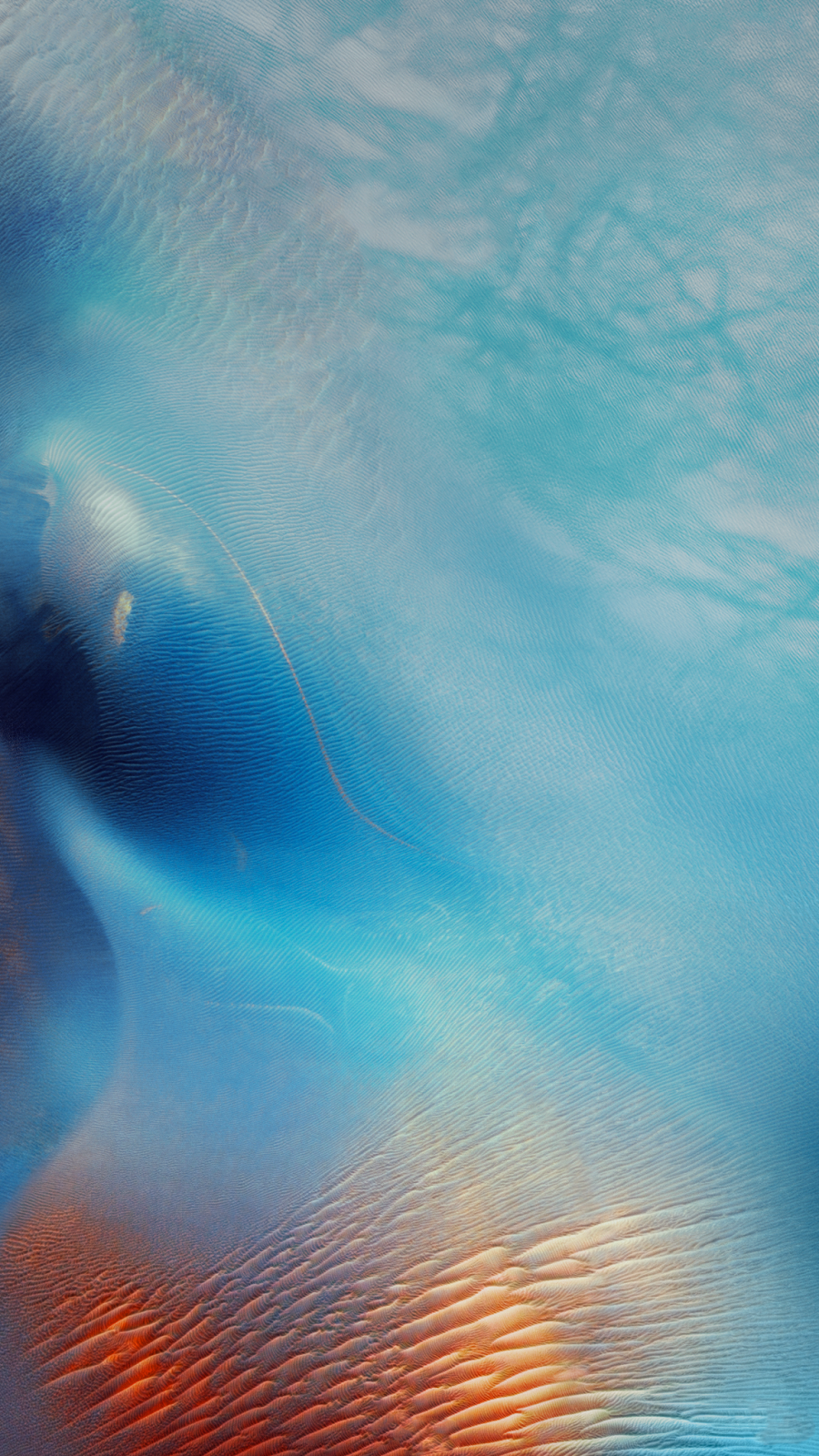 Download] Official iOS 9 Wallpapers - Kickedface