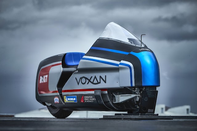 The New Voxan's Wattman attempt to a new world speed record