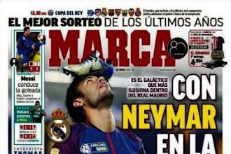Marca: Η Ρεάλ ετοιμάζει «βόμβα» 400 εκατ. ευρώ για τον Νεϊμάρ