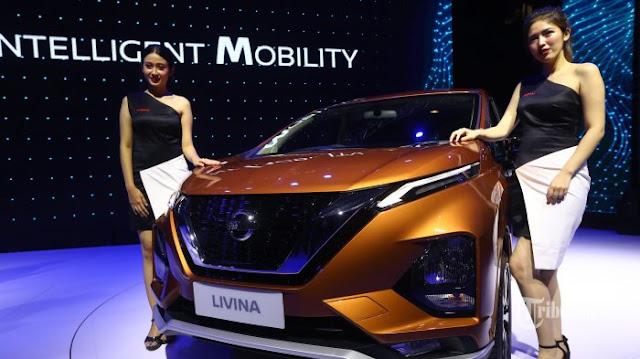 New Nissan Livina 2019