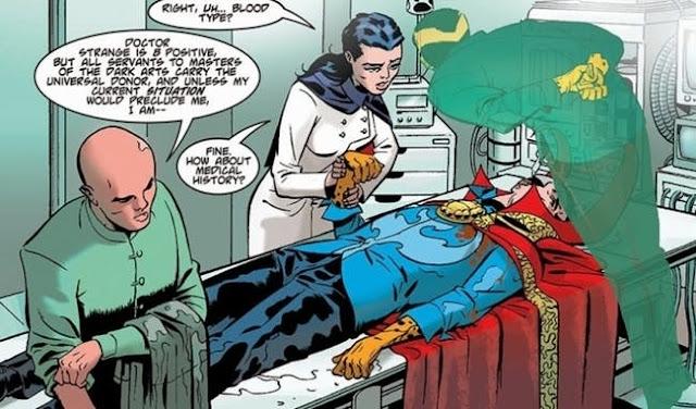 Daftar Artefak Doctor Strange dalam Komik