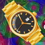 Games4King Find My Gold Watch