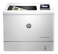 n is the fastest amid other Laser printer inwards its class HP LaserJet Enterprise 500 Color M553n Printer Driver Download